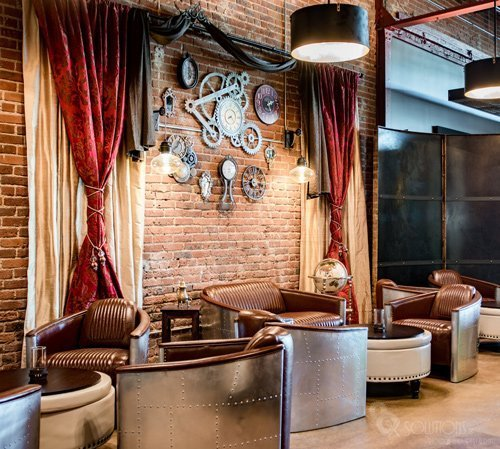 One of the most interesting party venues in Denver!