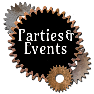 Learn about our party venue