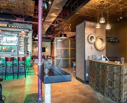 restaurants with private party rooms near me